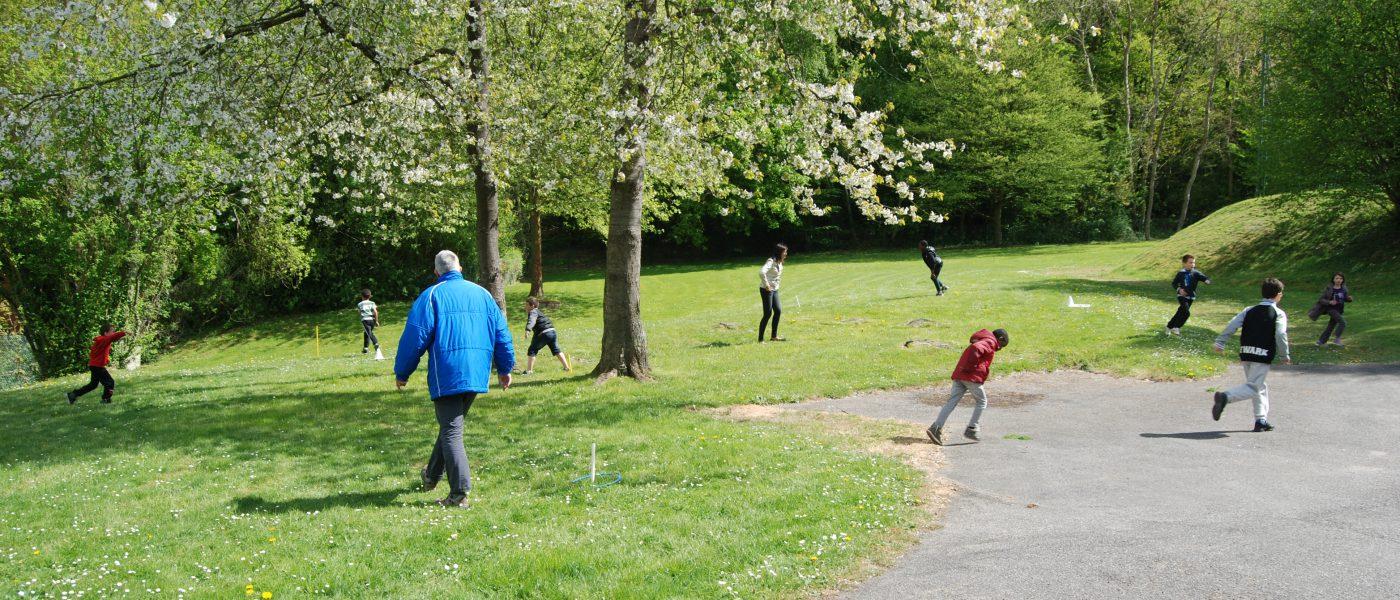 Accueil de loisirs Parc St-Cyr Anim'Elbeuf Elbeuf