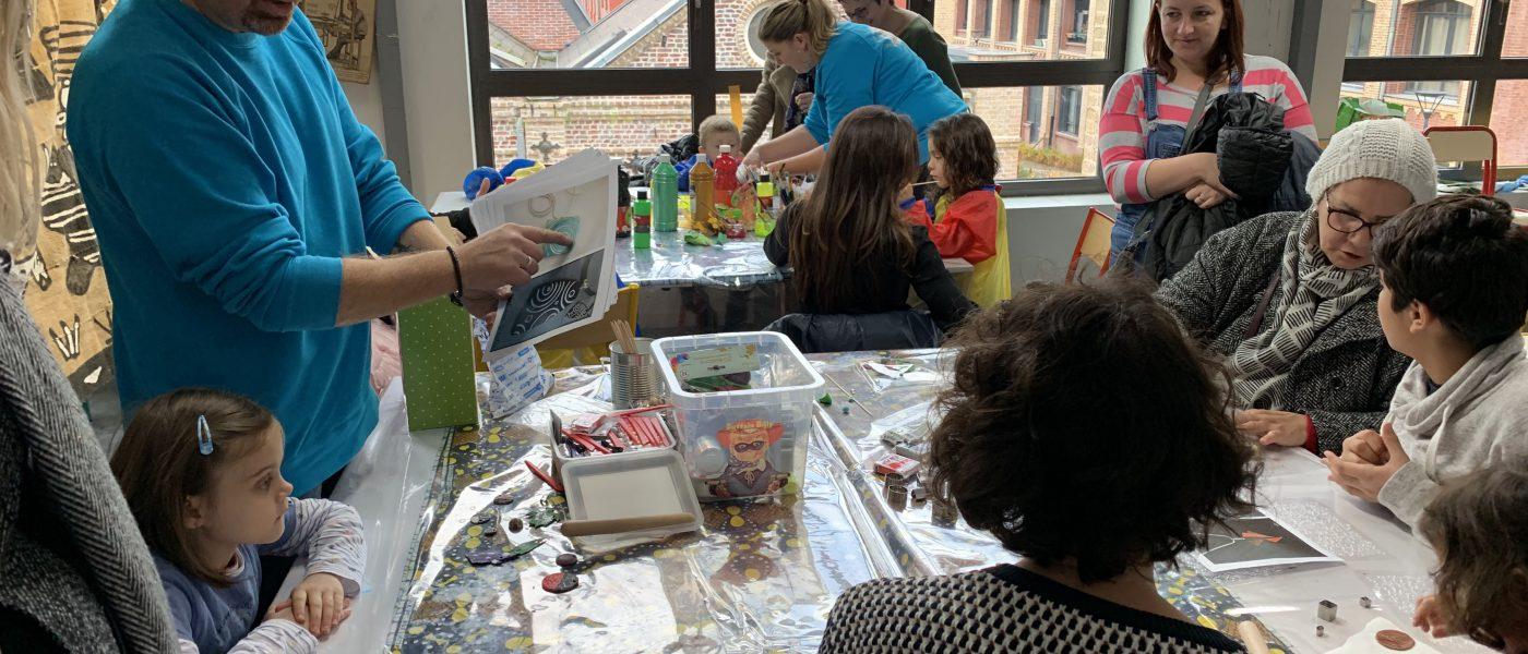 Grand Atelier Anim'Elbeuf 2019
