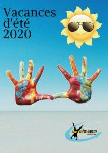 ANIMATIONS VACANCES D'ÉTÉ 2020
